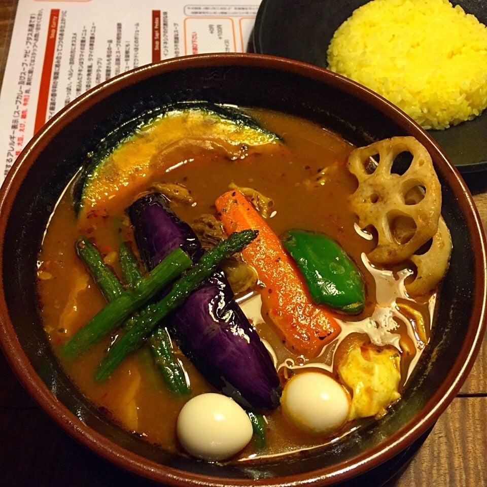 ラマイ ビーフ 辛さプダス at Asian Bar RAMAI 札幌北33条店 SnapDish 料理カメラ