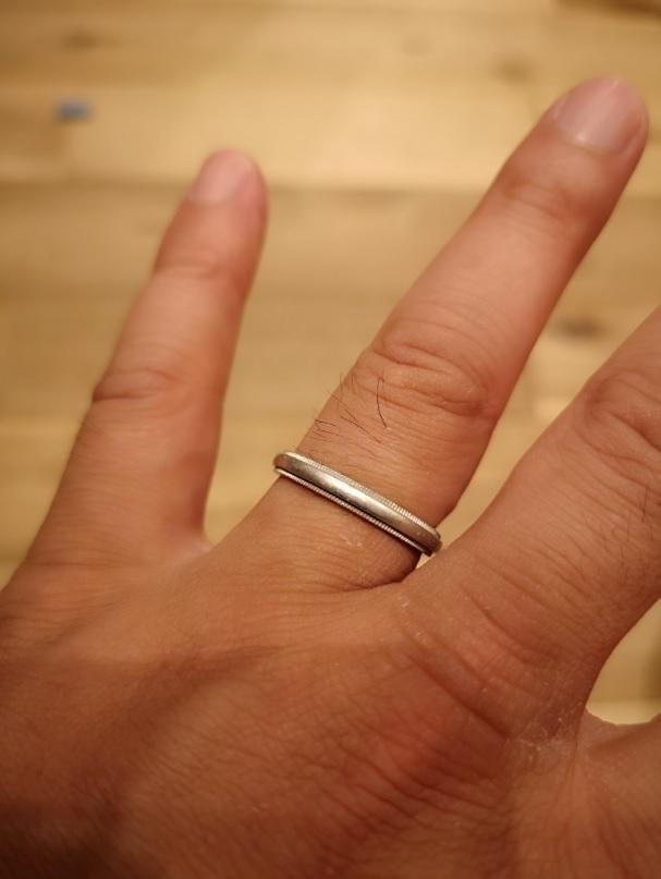 福山雅治 結婚指輪