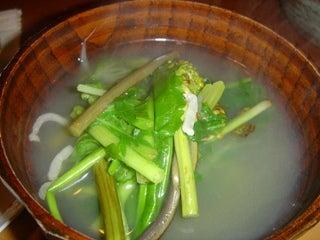 いち 煮物 山菜