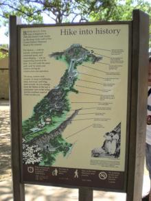 Hike into History