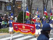 「試される大地北海道」を応援するBlog-パレード