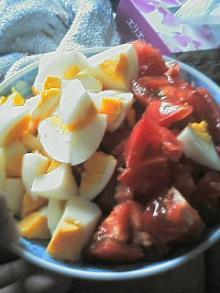 玉子&トマト