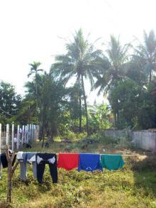 0712ラオス洗濯