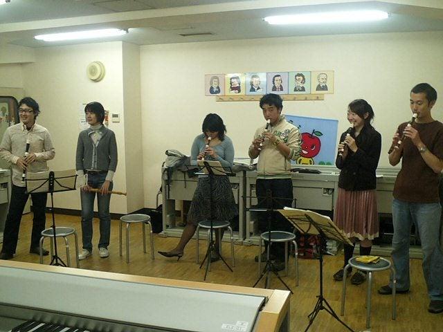 1106リコーダー部/見学者2名!