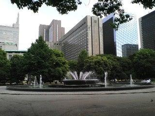 Hibiya park 1