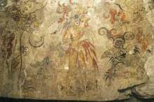 サンバルトロ遺跡壁画