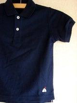 ユニクロのポロシャツ1