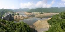 県民の水がめは、危機を迎えていた
