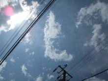 Lサイズの雲
