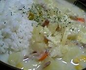 スープかけご飯