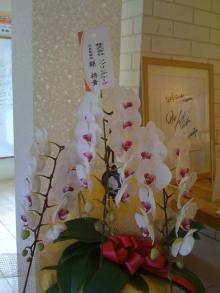AJG社長のブログ-お花3