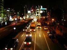 続 東京百景(BETA version)-#016 21時の青山通り