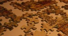くろぴい農園 -puzzle