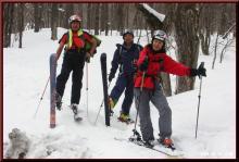 ロフトで綴る山と山スキー-大橋帰還