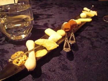 横浜発 驢馬人の美食な日々-SALONE 2007 248