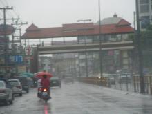 チェンマイ・ランプーン20代で隠居生活-チェンマイの街並み