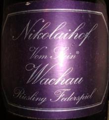 Nikolaihof Vom Stein Vachau