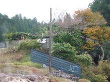 岳の湯露天入り口