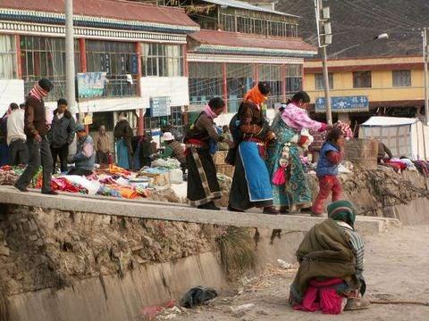 チベット族
