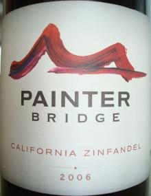 Painter Bridge California Zinfandel 2006