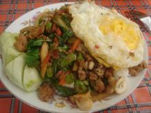 タイに戻ってタイ料理