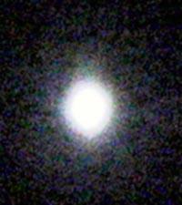 十五夜 前夜のお月様