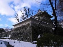 かっちゃんの日記-富山城