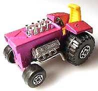 MATCHBOX Mod Tractor