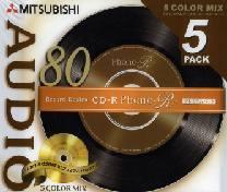 CD-R MITSUBISHI Phono-R