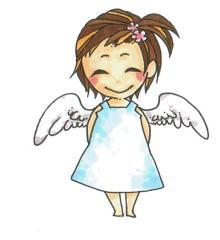 ナースで時々ヨギーニ☆小さな病院の片隅でささやかな愛を囁く☆-天使の絵