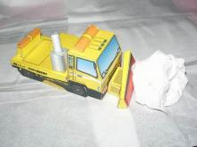 ペパクラ除雪トラック