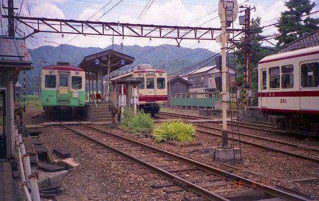 京福電気鉄道永平寺線(1/2) |...