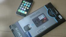 Sony Bluetooth Wireless Transmitter for iPod