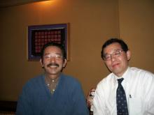 私と小沢さん