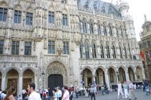 ブリュッセル:市庁舎