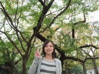 代々木公園(楓の木の前☆)