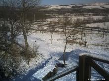 小屋からの景色