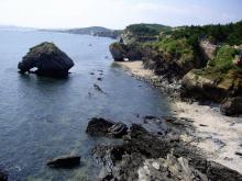 大連金石灘浜海国家地質公園11