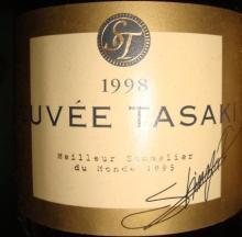 CUVEE TASAKI 1998