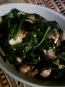 牡蠣のオーブン焼き