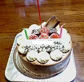 長女のお誕生日ケーキv