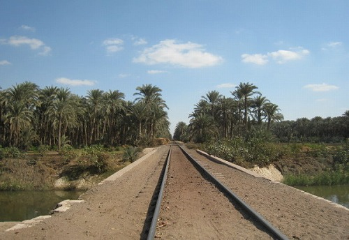 エジプトの風景