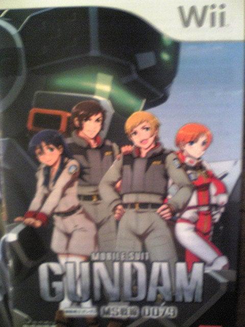 Wii 機動戦士ガンダムMS戦線0079...