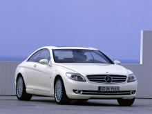 2007 Mercedes-Benz CL 600