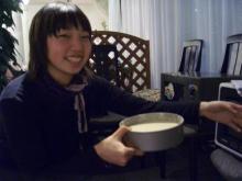 ケーキ作り④