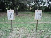 代々木公園(テント跡地1)