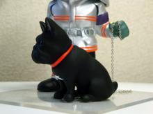 上賀茂からこんにちは。-そっくり人形事例 犬 フレンチブルドック