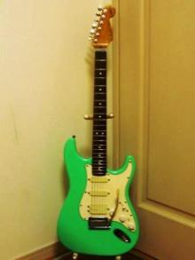 Fender Stratcaster Early Jeff Beck Model