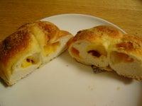 Wチーズベーグル(Zopf)2