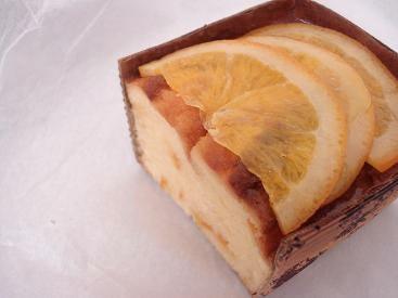 CONCERTオレンジケーキ